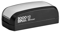 HD30-POCKET - 2000 Plus HD-30 Pre-Inked Pocket Stamp