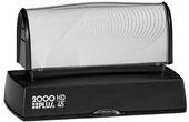 HD45 - 2000 Plus HD-45 Pre-Inked Stamp