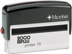 PTR15 - Printer 15 Stamp
